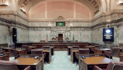 Washington State Senate Chamber 3D Model