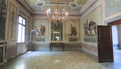 Palazzo Mangilli Valmarana 3D Model