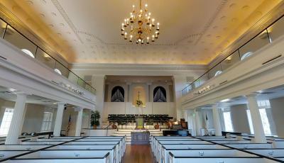 Baptist Church of Beaufort 3D Model