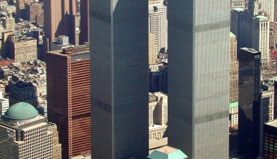 World Trade Center – September 11 3D Model