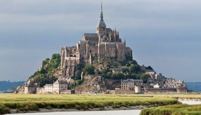 Mont Saint-Michel 3D Model