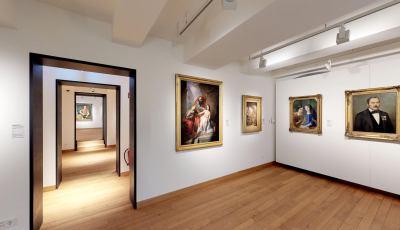 Musée National d'Histoire et d'Art: Art in Luxembourg 3D Model
