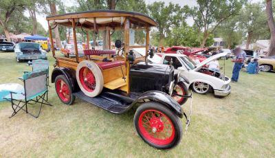 McMillian Auto Show: 2018