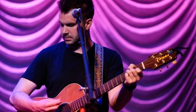 """Collide"" by Howie Day @ City Winery Boston"