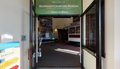 Behringer-Crawford Museum 3D Model