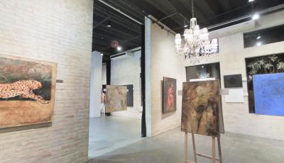 Joarez Filho Art Exhibit