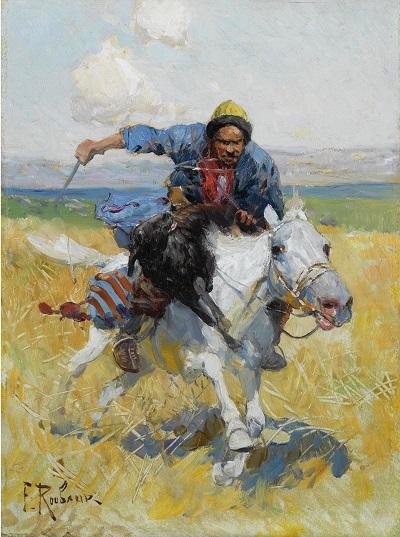 Tatar Rider