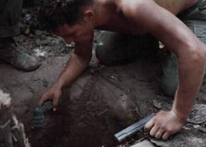 Vietnam Tunnel Rat