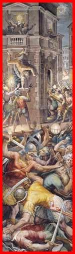 St. Bartholomew Day Massacre diplomacy