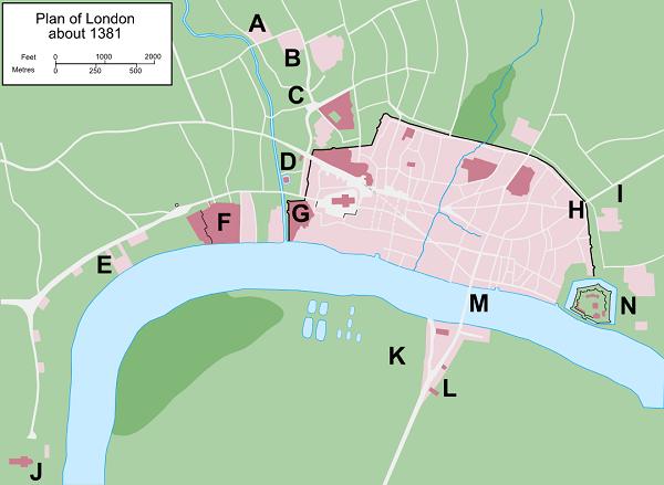 London 1381