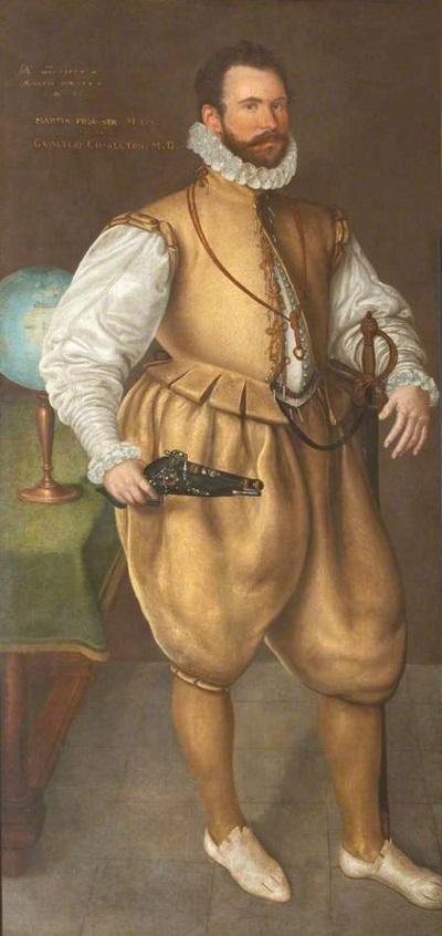 Sir Martin Frobisher