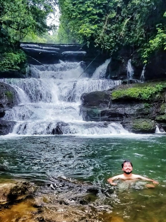 Adventure India - Kudengrim Natural Pools