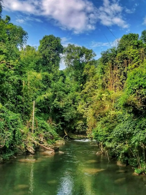 India adventure - Umngot River