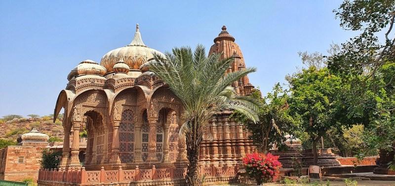 Mandore Gardens - Jodhpur tourist attractions