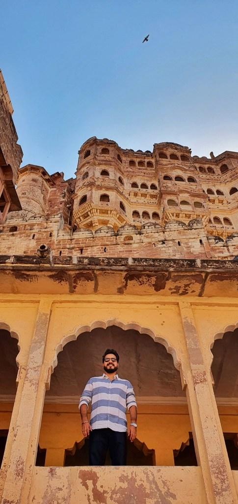 Mehrangarh Fort - Places to visit in jodhpur