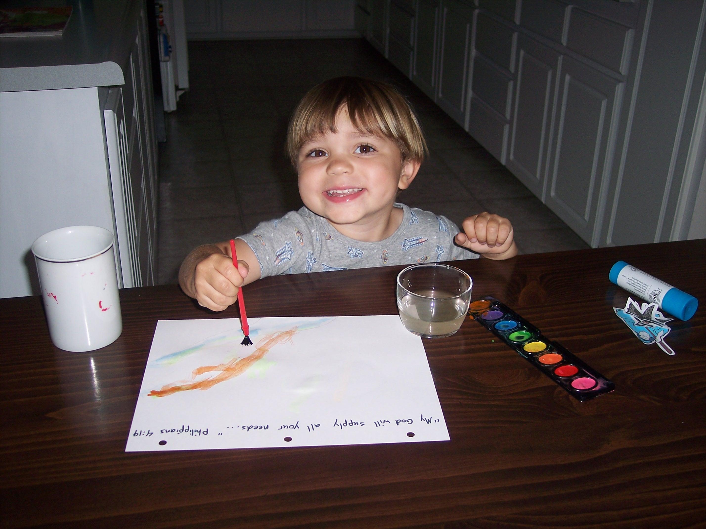 Preschool Bible Craft