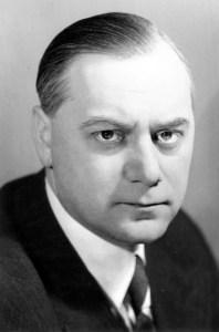 Rosenberg Porträt