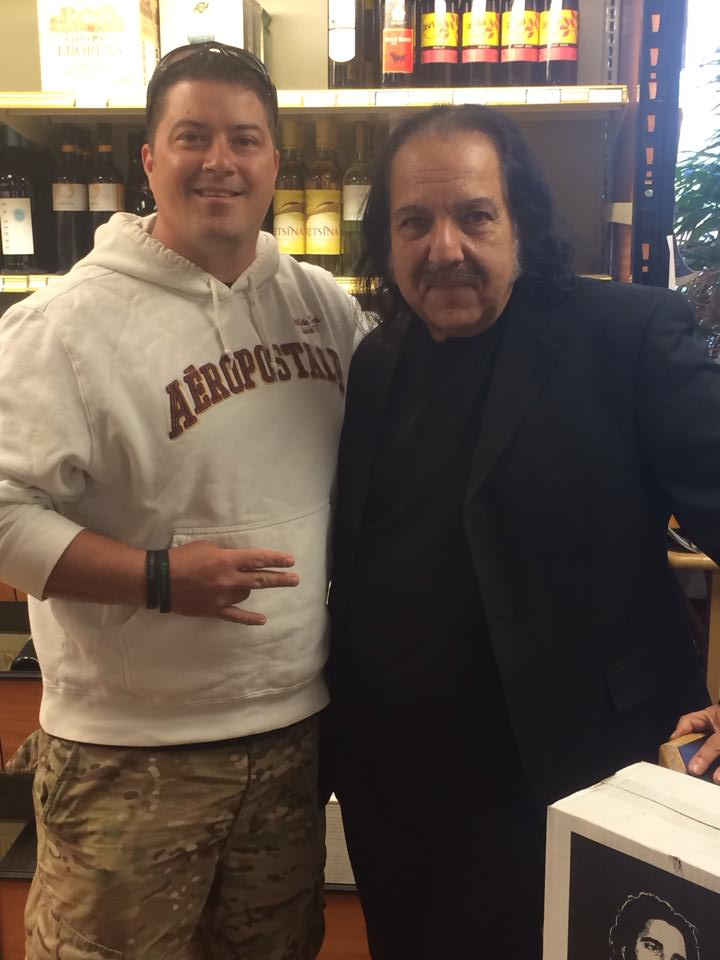 me and ron