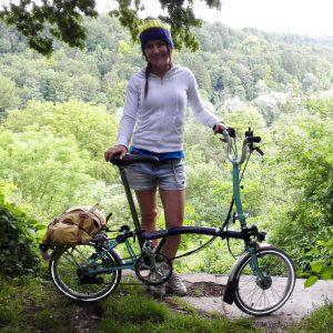hit-the-road-snack.com, rad, faltrad, brompton, ausstattung brompton, faltradreise, reisen mit Brompton, fahrradreise