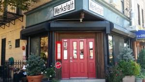 Deutsche Küche - auch das gibt's in Brooklyn - aber echt gut!