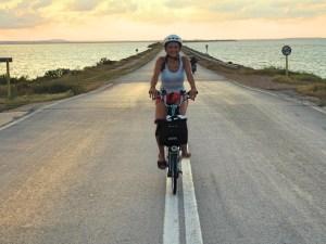 hit-the-road-snack.com, Fahrrad, Ausstattung Rad, Rad, Faltrad, Klapprad, Radreise, Fahrradreise, Reise,