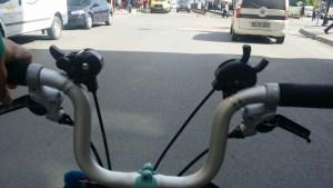 6-Speed Brompton, folding bike gear