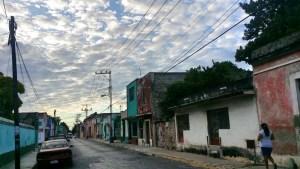Mérida a beautiful city in Yucatan, Mexico