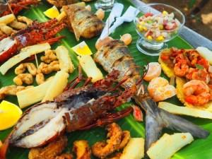 Rezept Hummer, Rezept Fischplatte, Rezept Hai, Rezept Shrimps, Rezept Meeresfrüchte, Meeresfrüchte zubereiten, Meeresfrüchte