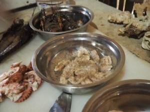 Haifisch eingelegt, Fisch Rezept, Hai kochen, Gericht Hai, Gericht Panama