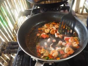preparing shrimps, Seafood Preparation, Recipe Seafood, Recipe lobster, recipe fish, recipe panama, prepare lobster, prepare shrimps, recipe shrimps, costa abajo, panama travel, travel recipe, travel tips, restaurant panama, restaurant colon, restaurant fish