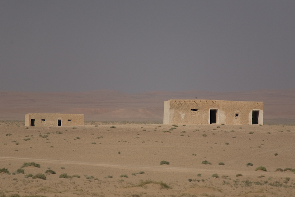Seidenstraße in Syrien