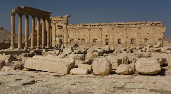 Ruinenstadt Palmyra