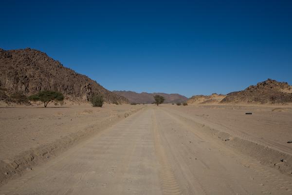 Von Wadi Halfa nach Dongola