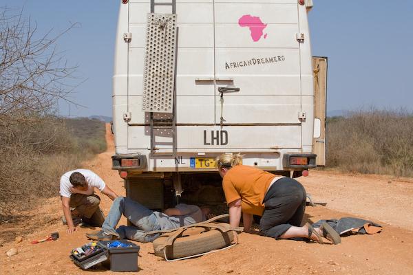 Mojale-Route von Äthiopien nach Kenia