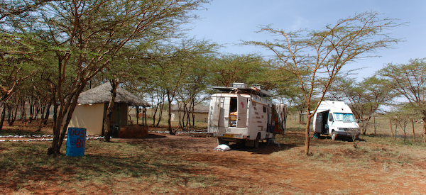 Herny The Swiss, Marsabit