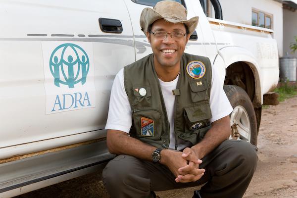 Besuch bei ADRA in Mocuba