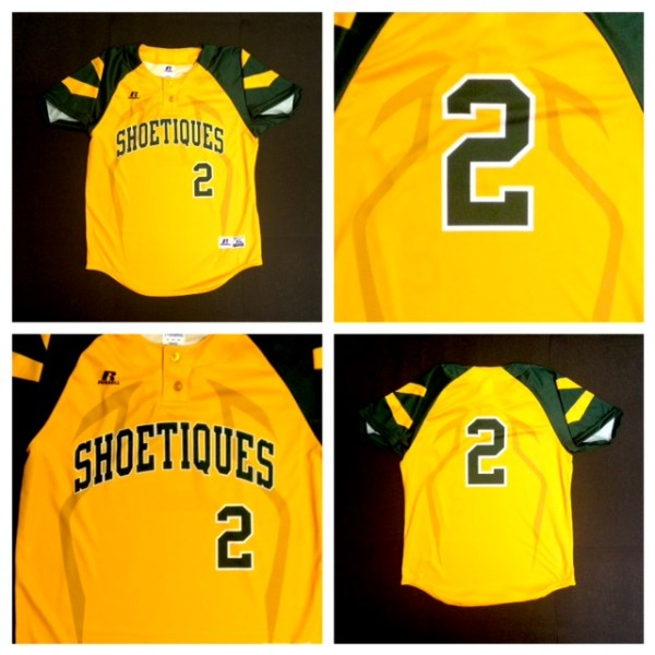 Shoetiques Custom Jersey Pull-Over (Style 1)