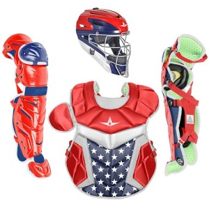All Star S7 AXIS™ USA Adult Pro Catching KIT (CKPRO1X-USA)
