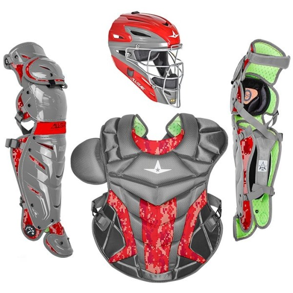 All Star S7 AXIS™ Digi Camo Adult Pro Catching KIT (CKPRO1X-DC)