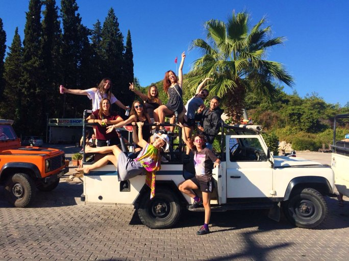 Jeep Safari Marmaris