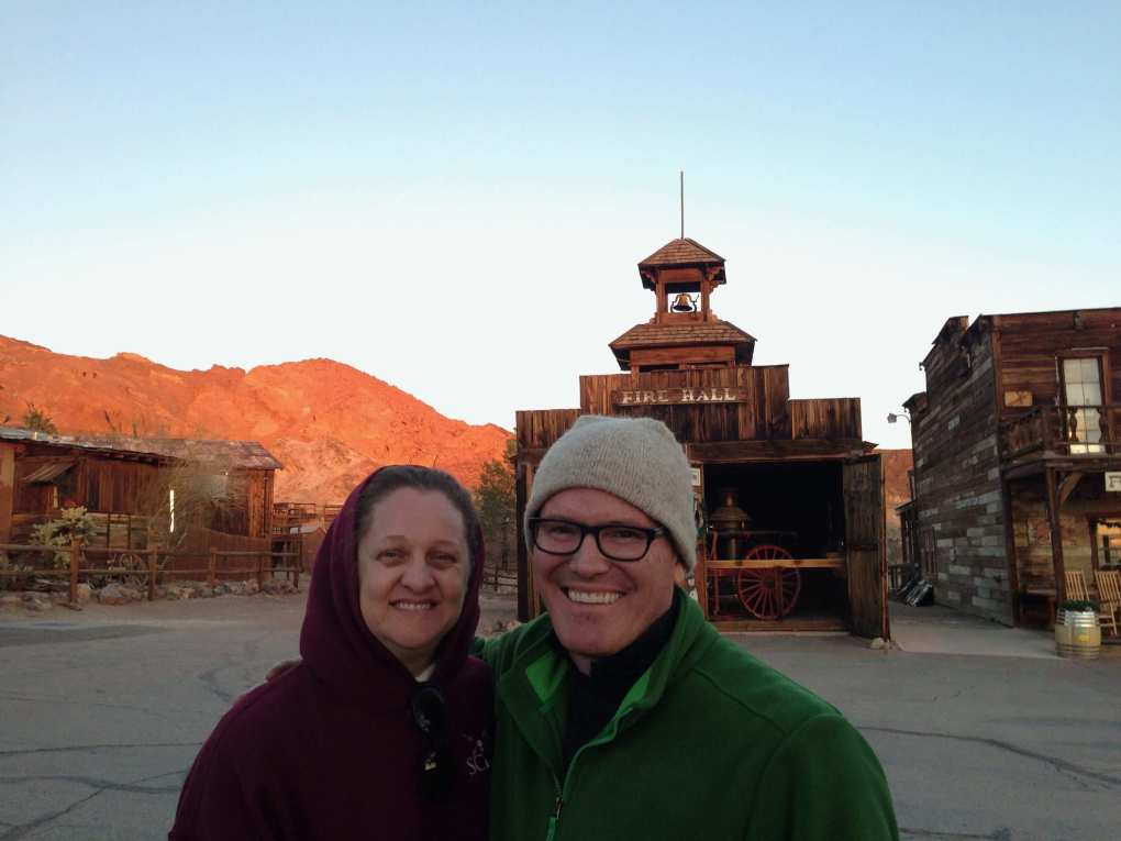 Hitched4fun.com Calico Ghost Town