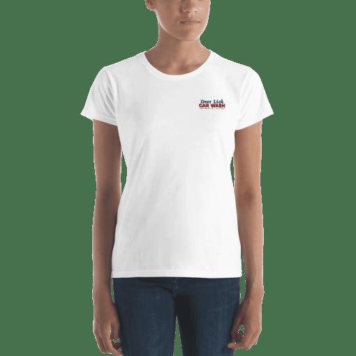 Deer Lick Car Wash T-Shirt Front