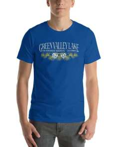 The Original Green Valley Lake T-Shirt