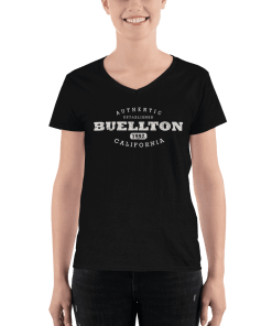 Authentic Buellton V-Neck (Women's)