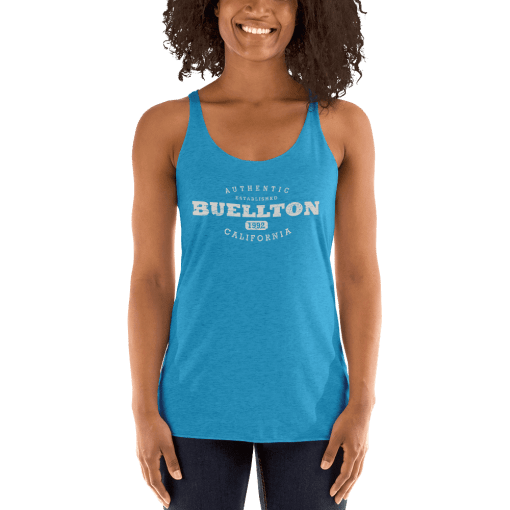 Authentic Buellton Racerback Tank (Women's)