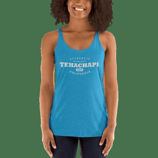 Authentic Tehachapi Racerback Tank (Women's)