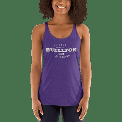 Authentic Buellton Racerback Tank (Women's)