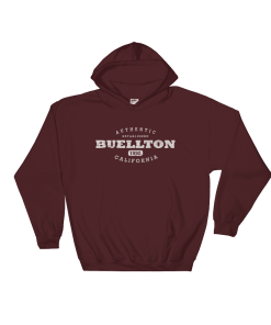 Authentic Buellton Hooded Sweatshirt (Unisex)