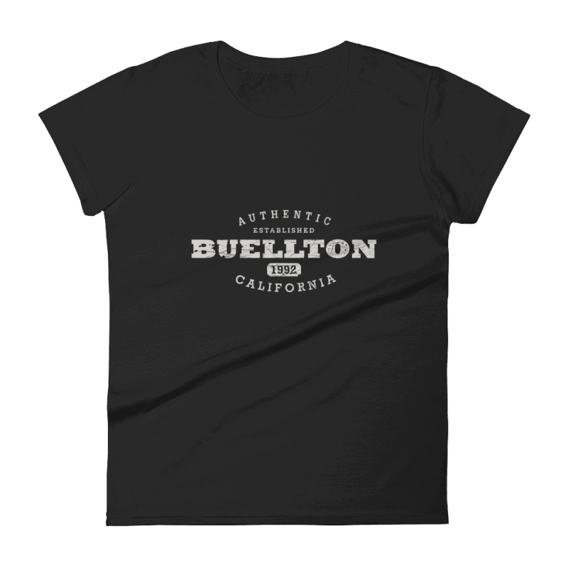 Authentic Buellton T-Shirt (Women's)
