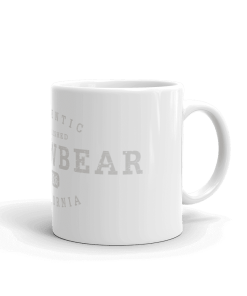 Authentic Arrowbear Camp Mug 11oz Handle Right